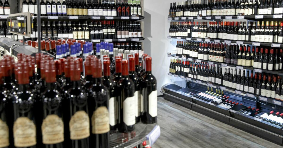 Vinmonopolet moelv