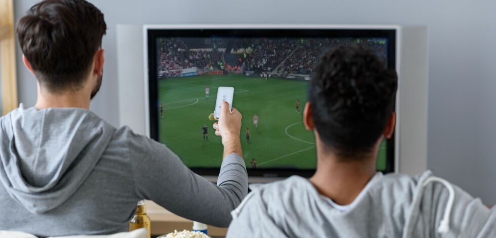 image: Hvor sendes fotball-VM?