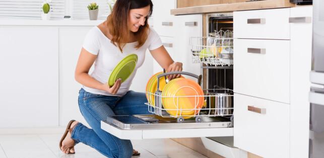 image: Er du lei av at oppvasken ikke er tørr?