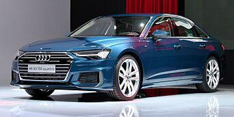 image: Audi stanser leveransene av A6- og A7-modeller