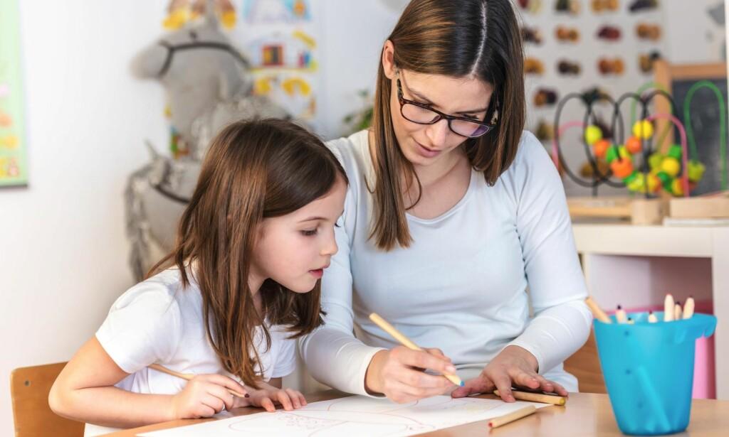 LAVERE BEMANNING: En gjennomgang gjort av Manifest, viser at FUS-barnehagene i snitt har en bemanning på 6,4 barn per voksen, mens snittet for kommunale barnehager ligger på 5,9 barn per voksen, skriver artikkelforfatteren. Illustrasjonsfoto: NTB scanpix