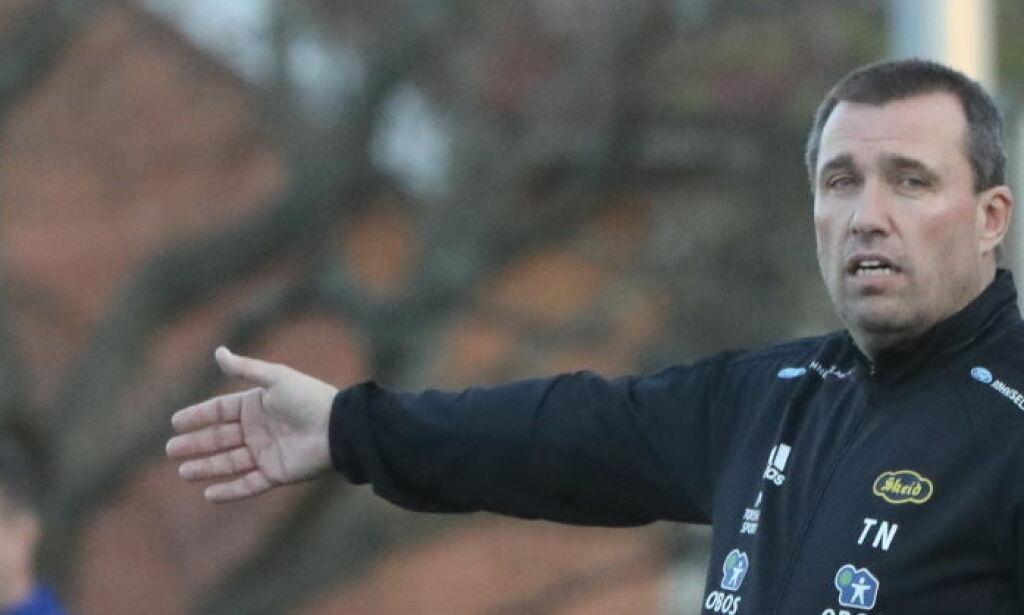 image: Tom Nordlie og co. yppet seg mot Vålerenga