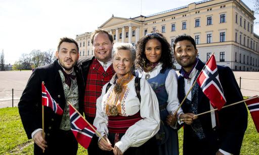 image: Krisetall for streikerammet NRK på 17. mai
