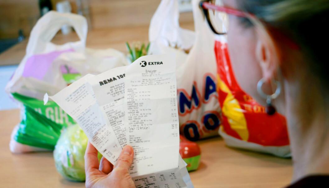 Regjeringen trosser Stortingets ønske – vil ikke sammenligne matpriser