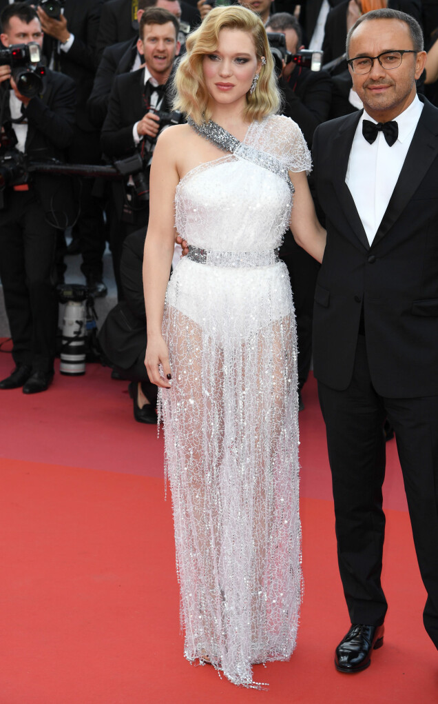 <strong>GLITRET:</strong> Skuespiller Lea Seydoux på «Everybody Knows»-premieren i Cannes. Foto: Doug Peters/EMPICS/ NTB scanpix