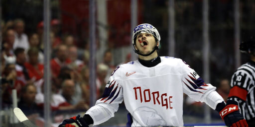 image: Norge tapte skjebnekampen.Kvartfinalehåpet forsvant
