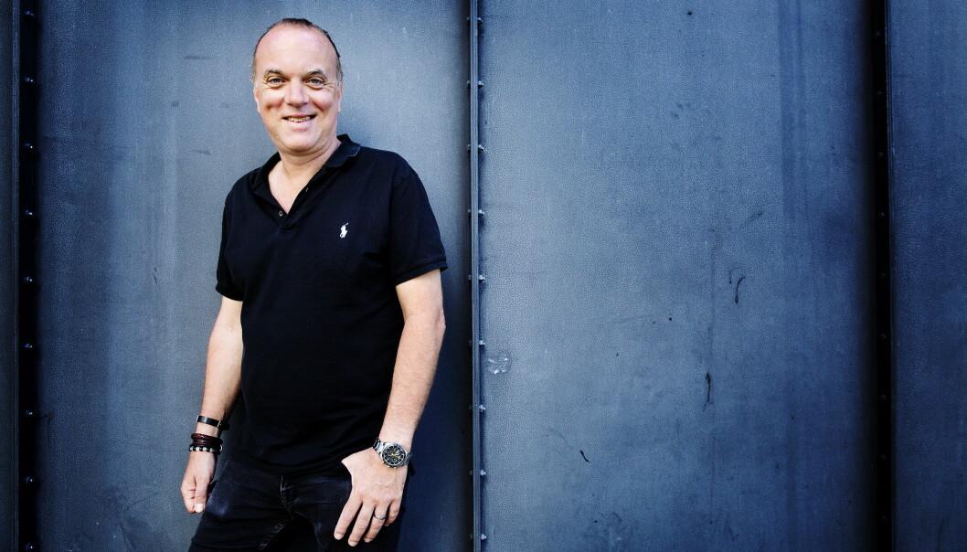PÅ LAG MED MALTA: I år har Thomas G:son skrevet Maltas Eurovision-låt «Taboo». Det gikk dessverre ikke veien, da Malta røk ut i torsdagens semifinale. Foto: Henning Lillegård / Dagbladet