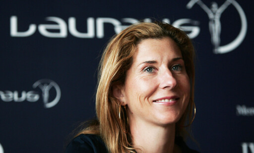 GODT GIFT: Monica Seles er gift med Tom Golisano. Foto: Mike Stobe/Getty Images for Laureus/AFP