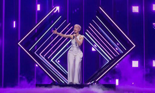 image: Stormet scenen under Eurovision-finalen: - Det er helt krise
