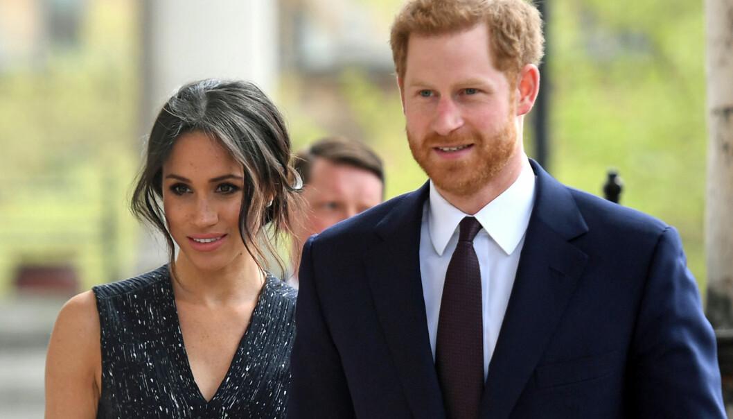 POPULÆRT PAR: Bryllupet mellom amerikanske Meghan Markle og britiske prins Harry er av stor interesse. Foto: NTB scanpix