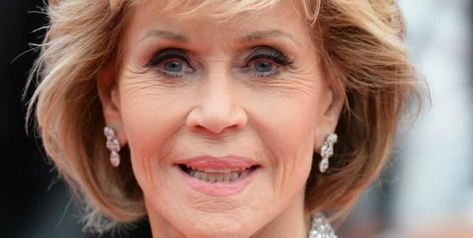 De mange ansiktene til Jane Fonda
