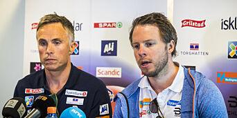 image: Nossum ny trener for herrelandslaget