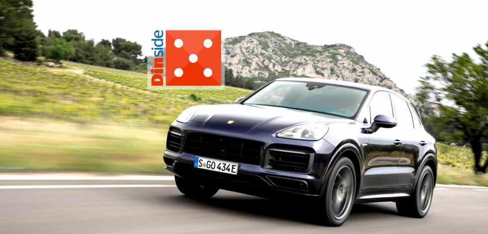 image: Norges-Porschen