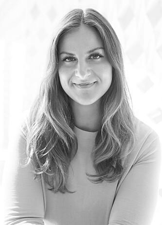 <strong>TAKKER:</strong> KK-journalist Malini Gaare Bjørnstad mener at det er på sin plass å rette en stor takk til de som gikk i bresjen for de andre som kom etter. FOTO: KK