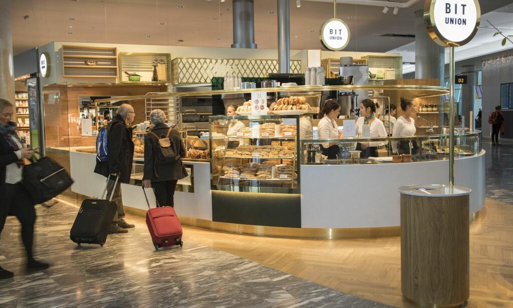 BIT: Lekkert og hyggelig bakeriutsalg med gode pakkepriser. Foto: Morten Eik