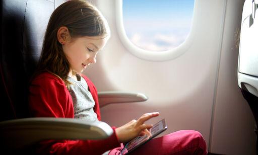 image: Seks ting du bør vite om barnet ditt skal fly alene