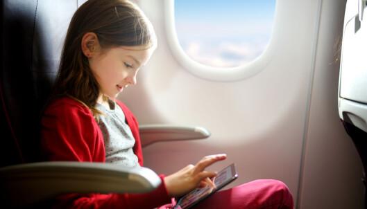 Seks ting du bør vite om barnet ditt skal fly alene