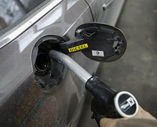 Flere kutter diesel