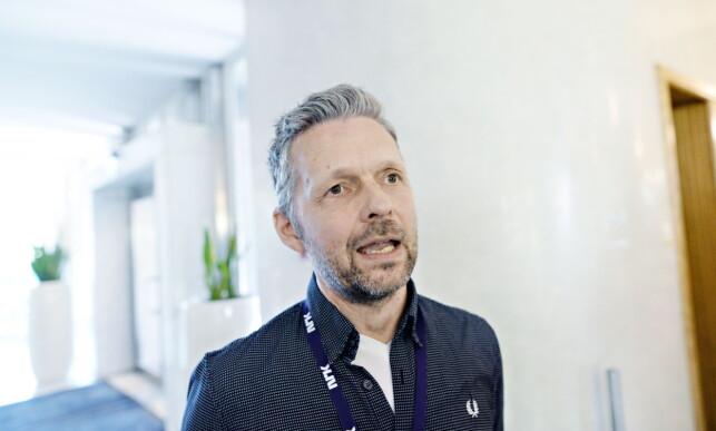 - BLIR BEGRENSET: Mediedirektør i NRK, Marius Lillelien. Foto: John T. Pedersen / Dagbladet