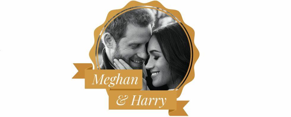image: meghan Markle og prins harrys bryllup