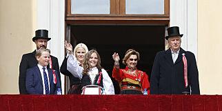 image: Ser du «feilen» kongefamilien gjør her?