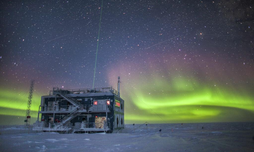 image: Forskere sjokkert over mystisk og farlig gassfunn