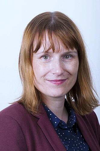 <strong>FORSKER:</strong> Ylva Østby, postdoktor ved Psykologisk institutt, Universitetet i Oslo. Foto: Trond Trondal.