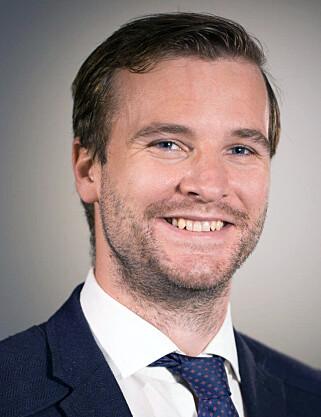 EKSPERT: Morten Nadim. Foto: Universitetet i Bergen