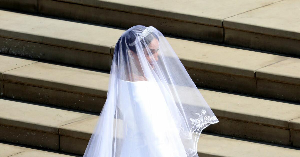 9afdadf41c2a Meghan Markles brudekjole - Brudekjolens helt spesielle detalj - Se og Hør