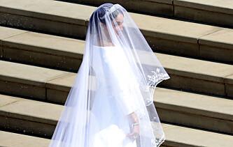 Brudekjolens helt spesielle detalj