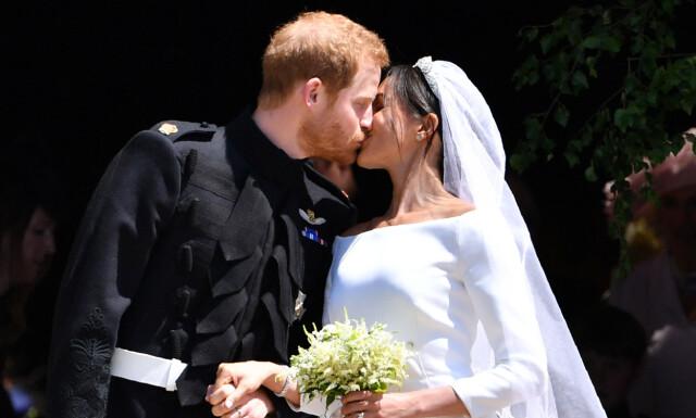 8627cfb7 Meghan og Harrys bryllup - Over 29 millioner i USA så ...