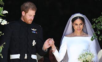 Meghans nevø tatt med kniv på bryllupsnatta