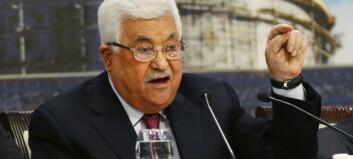 Abbas blir behandlet for lungebetennelse