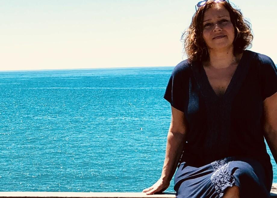 TID TIL SEG SELV: Når den berømmelige veggen nærmer seg, trenger man ro og påfyll. Oppsøk sjøen, fjellet eller andre omgivelser som gir deg rom til refleksjon. Journalist og avdelingsleder i Aller Media, Sonja Nordanger, dro til Bali. FOTO: Privat