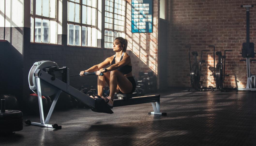 KVISER: FOTO: Mange opplever å få uren hud og kviser etter trening. Hvorfor er det egentlig slik? NTB Scanpix