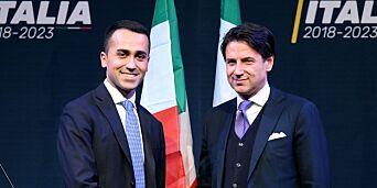 image: Italiensk jordskjelv
