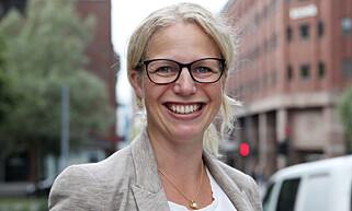 SPIS MER FISK: Linda Granlund i Helsedirektoratet sier nordmenn gjør mye riktig, men vil få et mye sunnere kosthold med små justeringer. Foto: Helsedirektoratet
