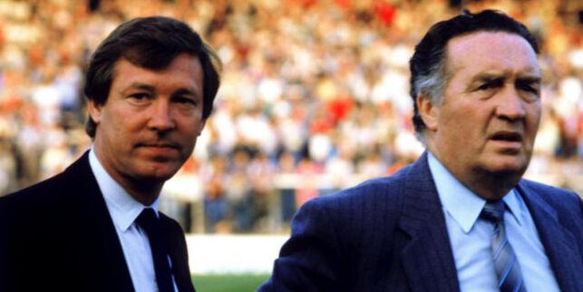 image: Den glemte historien: Da treneren plutselig døde og Ferguson tok over