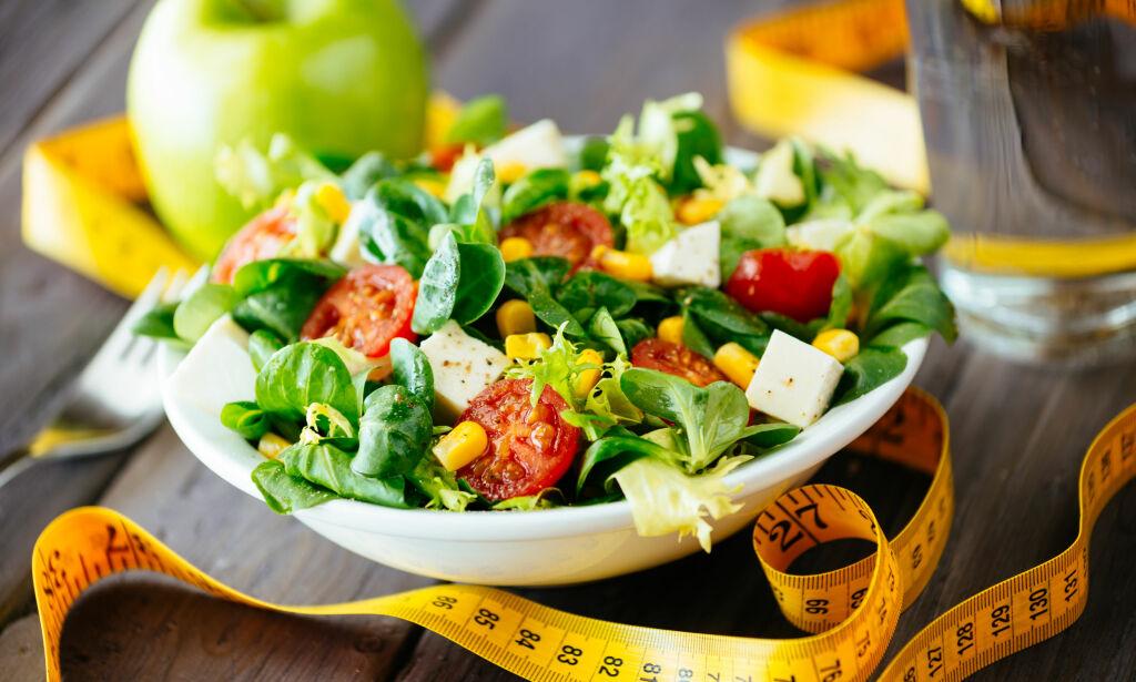 image: Slik går du ned én kilo i uka