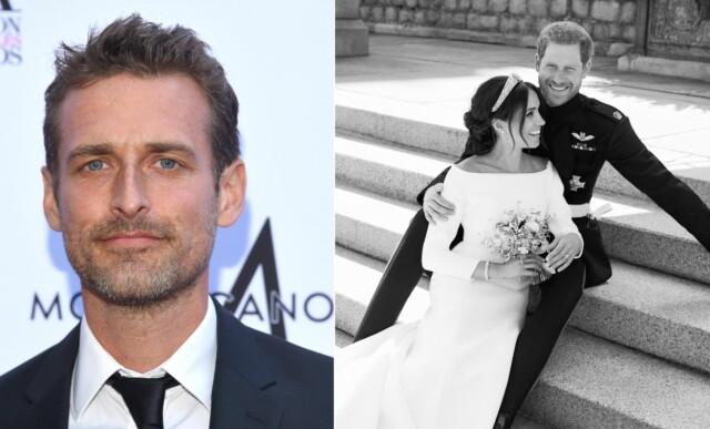 f5874267 Meghan og prins Harrys bryllup - Først etterpå så fotografen hva han ...