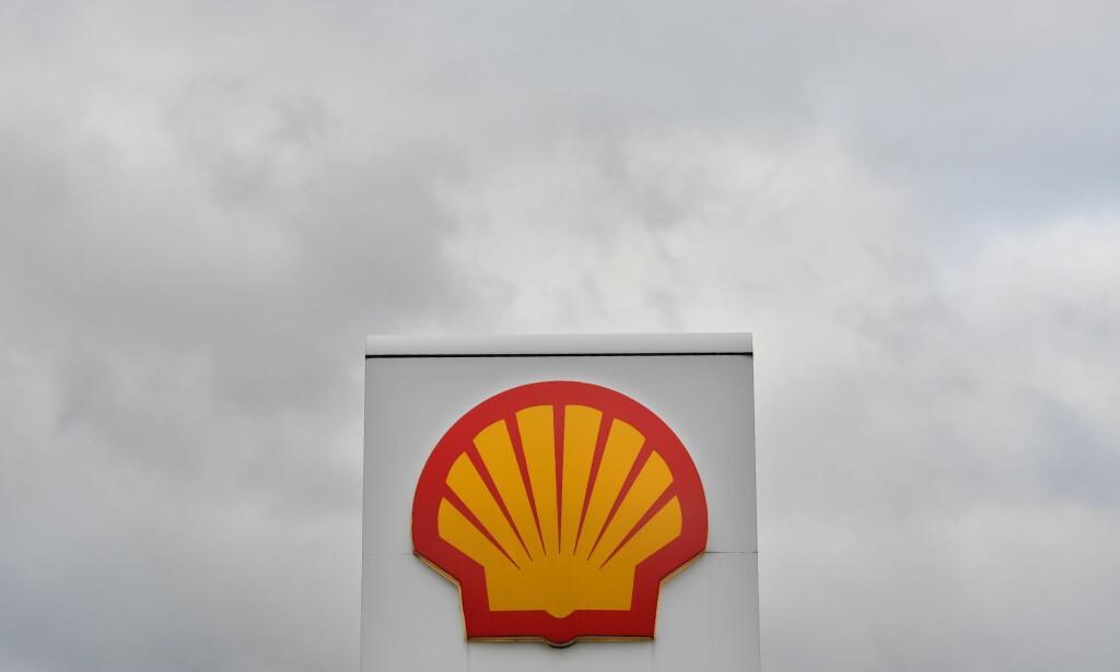 NEDSTEMT: Forslaget om strengere klimamål ble nedstemt med 95 prosent av stemmene under Shells generalforsamling. Foto: Ben Stansall / AFP Photo / NTB Scanpix