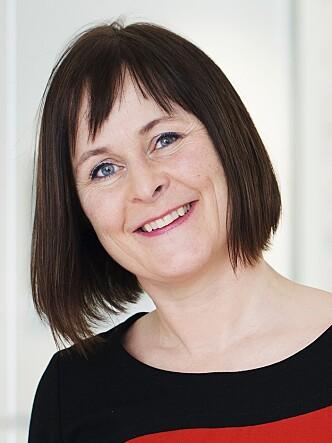 SPRÅKFORSKER: Bente Ailin Svendsen, professor ved Senter for flerspråklighet ved Universitetet i Oslo. Foto: UIO.