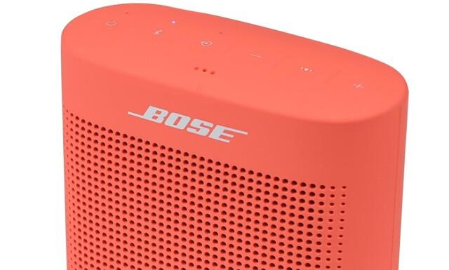 BLANT DE FEM DÅRLIGSTE  Bose Soundlink Color II får tyn for dårlig  lydkvalitet. Foto 6f79a05dd4078