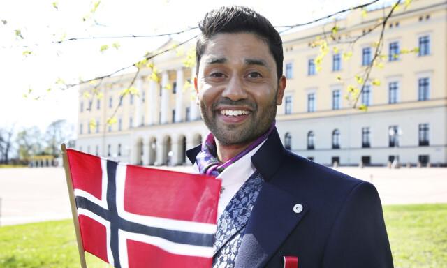 f55c9c4b BLE OMTALT I BLOGGINNLEGG: NRK-profil Noman Mubashir ble omtalt av  tegneserieskaper Karina Haaland
