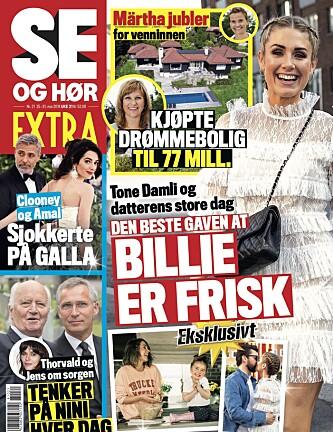 <strong>I SALG NÅ:</strong> Les mer i ukens Se og Hør Extra.