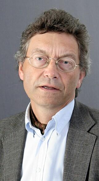 RUSSLAND-EKSPERT: Tidligere NUPI-sjef Iver Neumann. Foto: NUPI