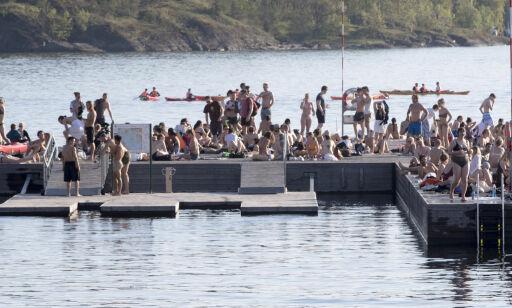 image: Vil stoppe nakenbading, sprøytespisser og offentlig urinering i rådyrt Oslo-strøk