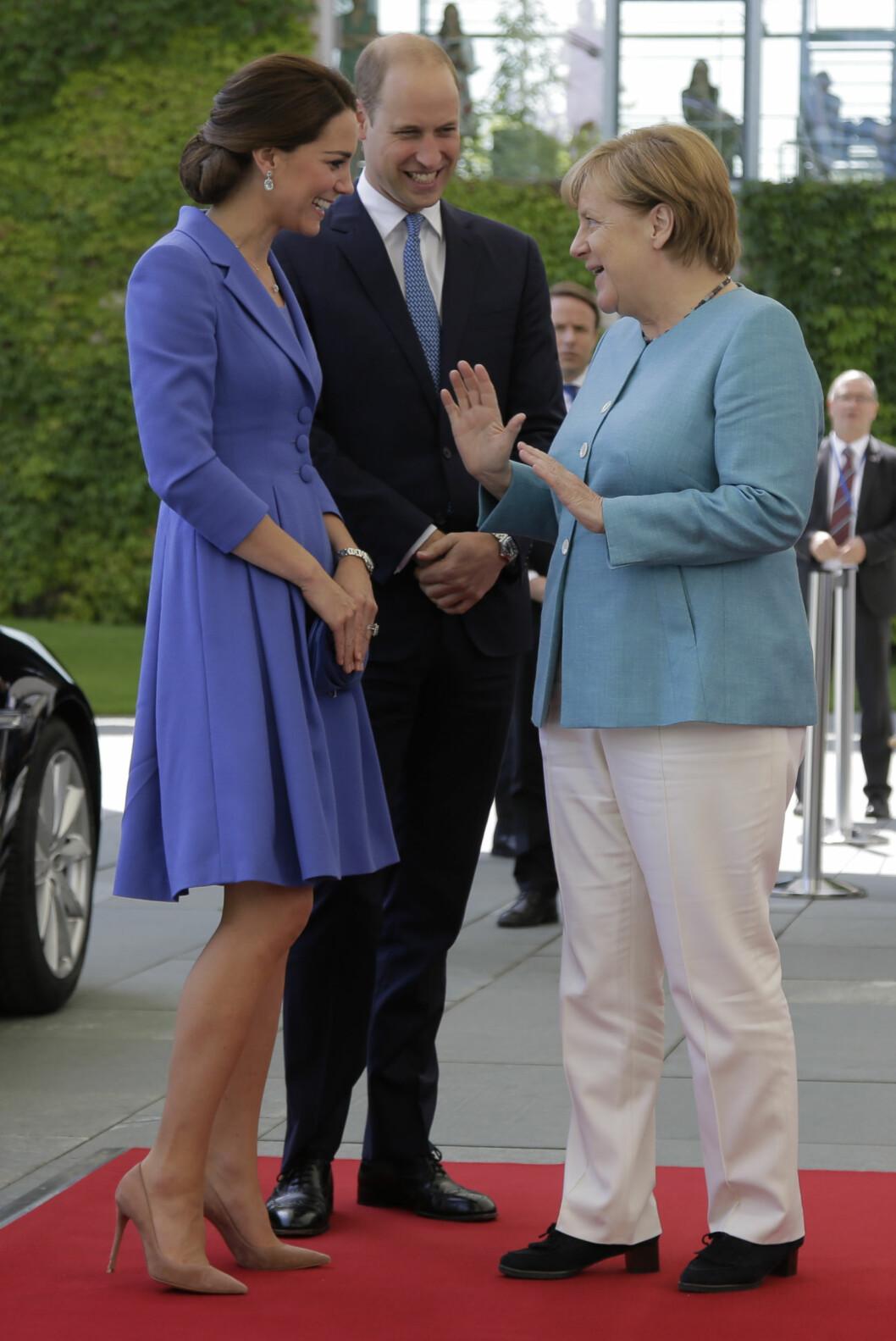 Germany Britain Royals