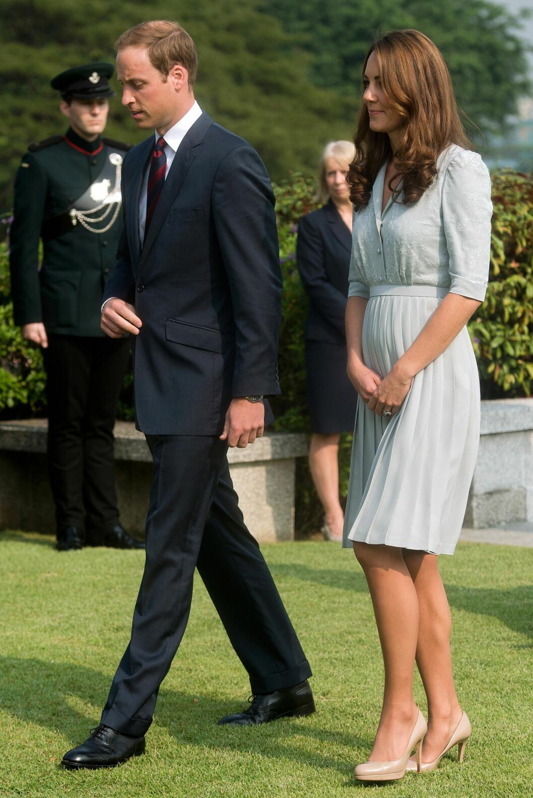 Britain Royal Pregnancy