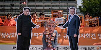 image: Da Kim kom inn i varmen
